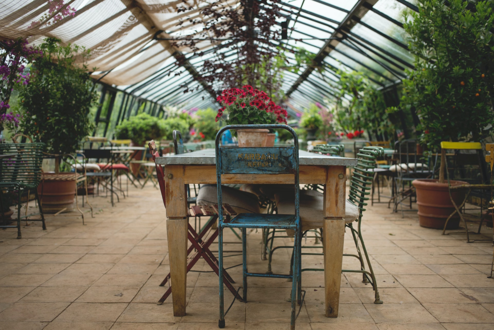 Tuinmeubelen kopen, waar let je op? 4 tips