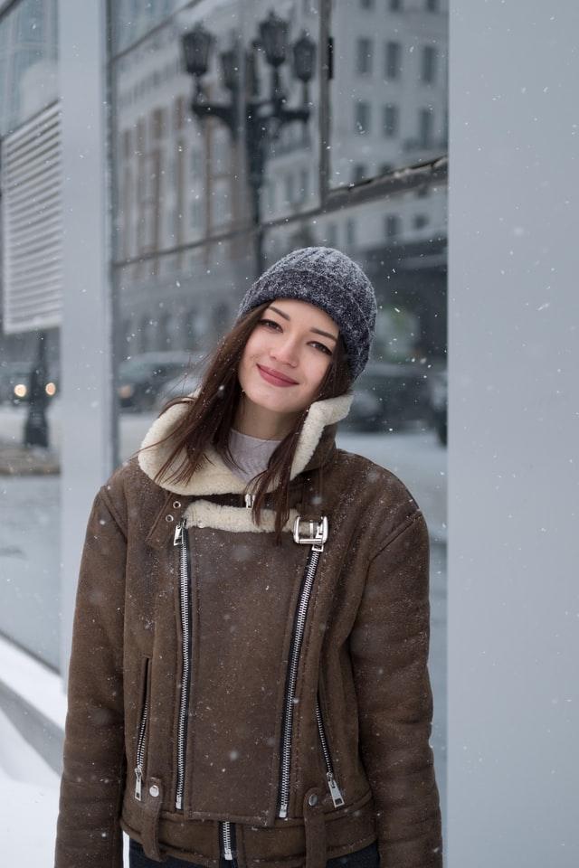 Bikerjack - dames winterjassen 2020