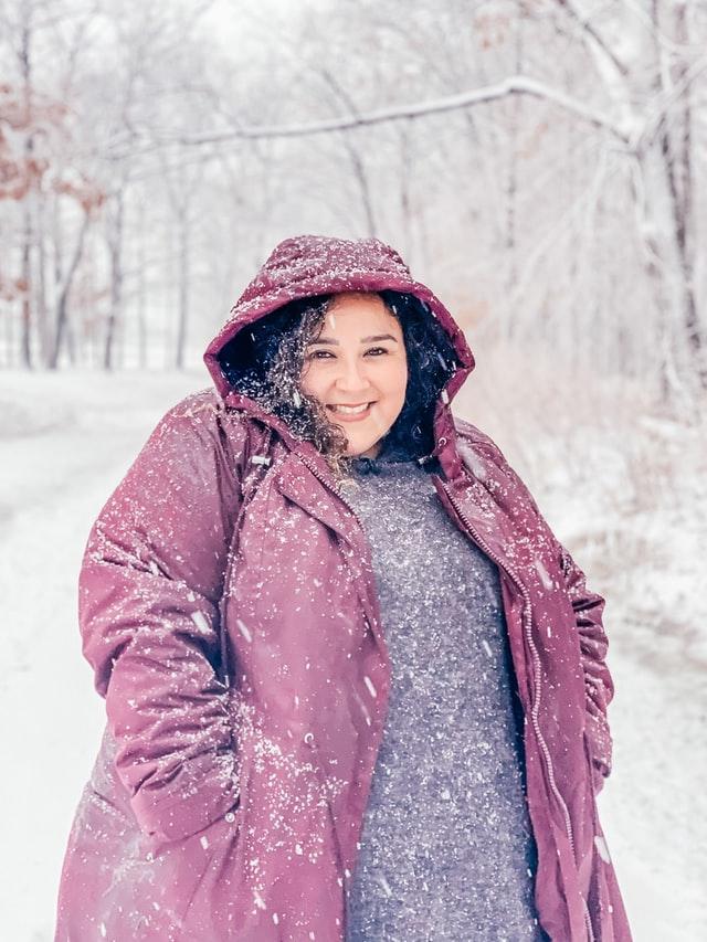 Dames winterjassen 2020 - warme damesjas met capuchon