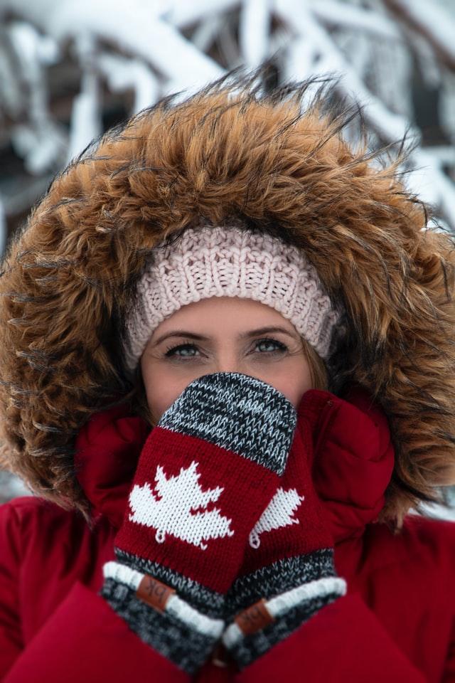 Dames winterjassen 2020 met bontkraag