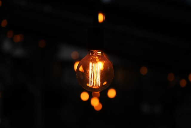 Flame lampen