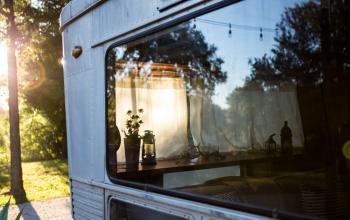 Wonen in een stacaravan