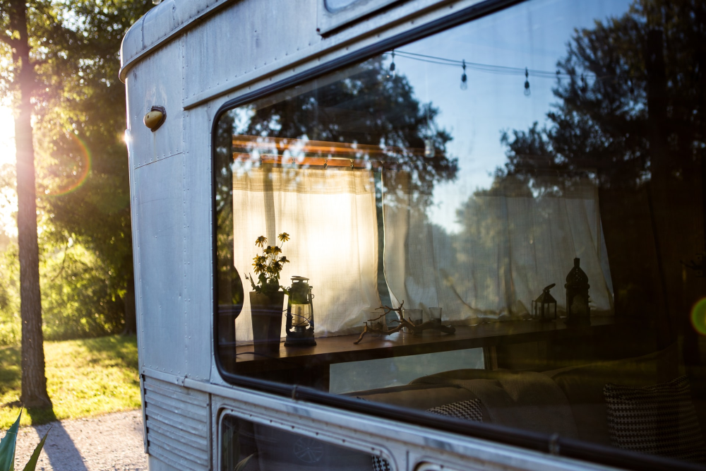 Wonen in een stacaravan, wat zijn de voordelen?