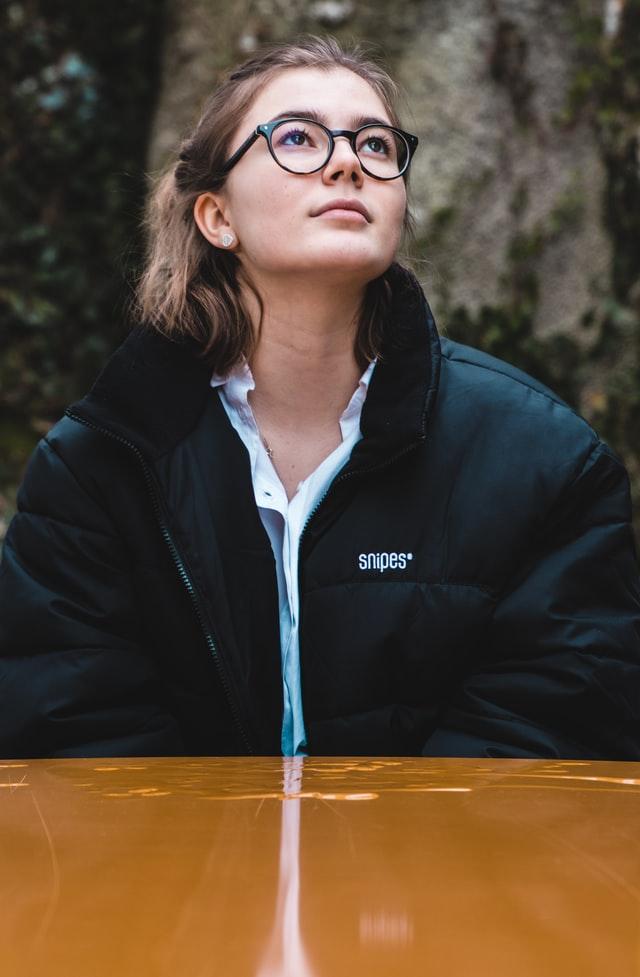 Dames winterjassen 2020: Zwarte jas
