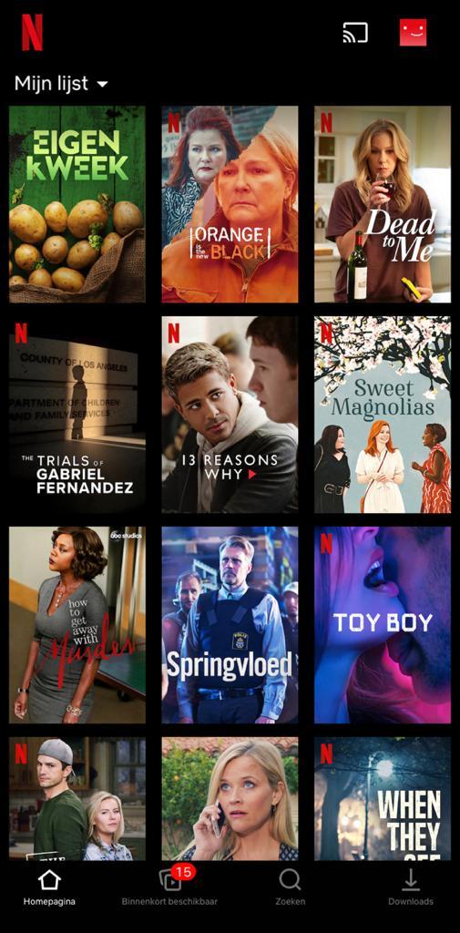 Wat je moet doen als je Netflix account gehackt is