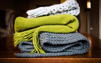 Een winter make-over voor je woonkamer