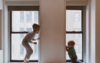 Rolgordijnen voor de kinderkamer