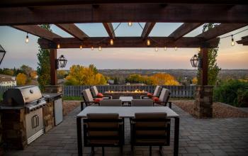 Welke terrasoverkapping past bij jouw tuin_