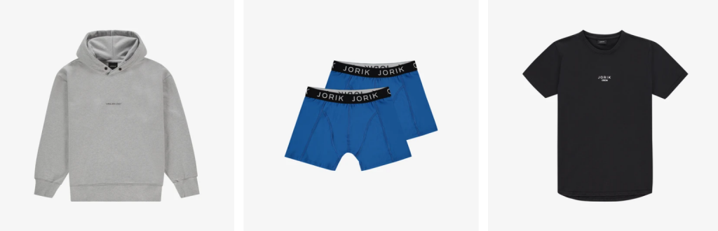 De kledinglijn van Lil Kleine - JORIK