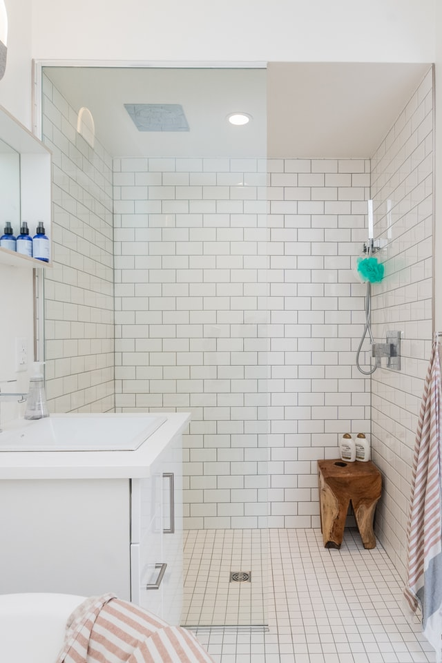 Levensloopbestendige badkamer met inloopdouche