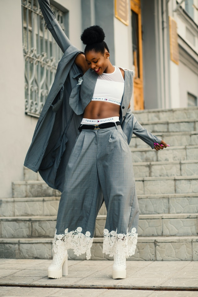 Modetrends lentezomer 2021 - flared pants
