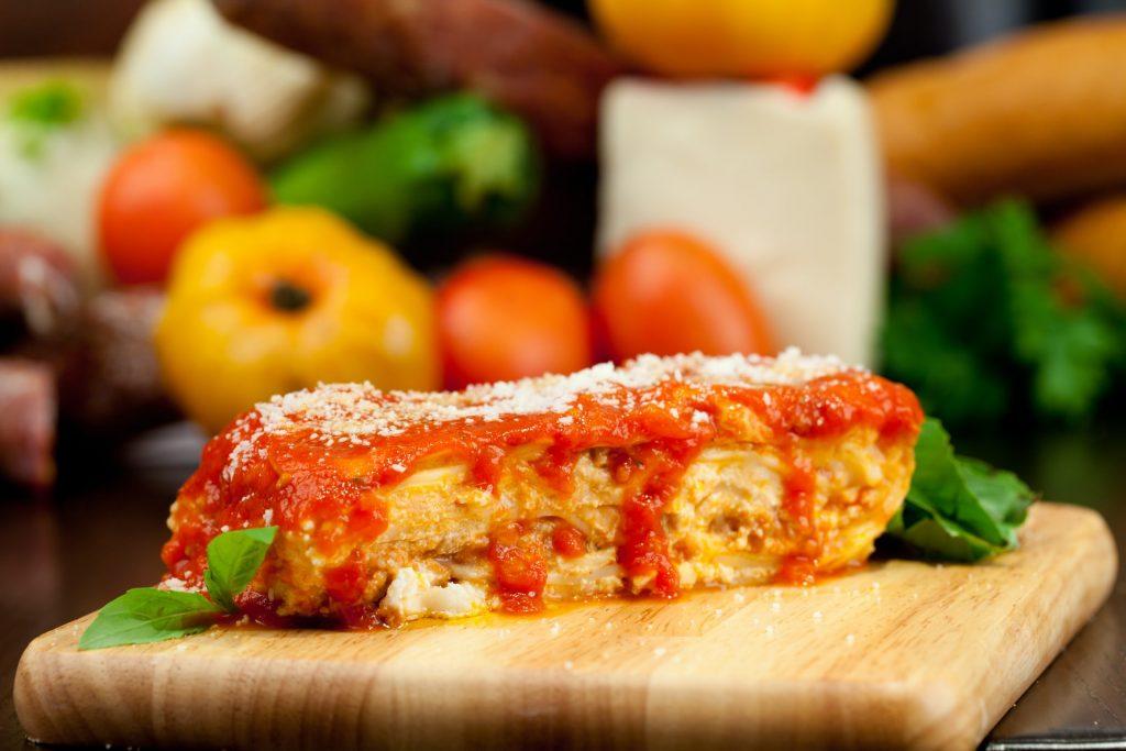 Oven recepten - lasagne bolognese