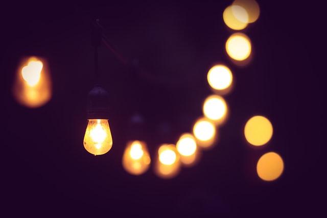Solar partyverlichting