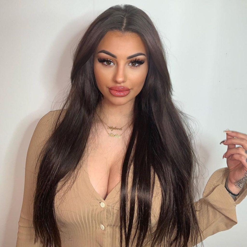 Ayleen Bella Nederlandse OnlyFans modellen