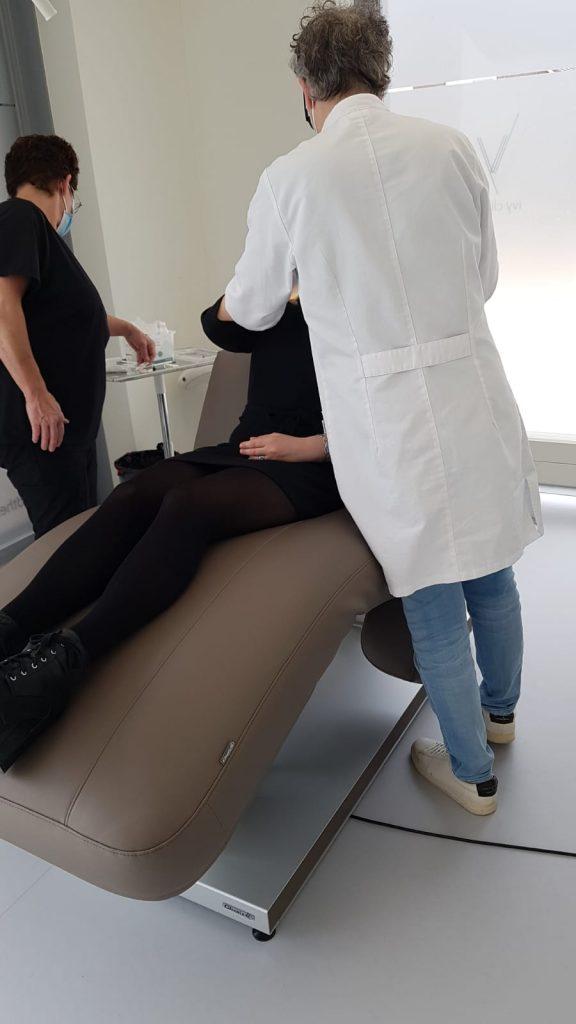 Truinbuisbehandeling met fillers Ivy Clinics Westervoort