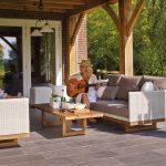 Mooiste 2021 terrassen voor een vakantie in eigen tuin
