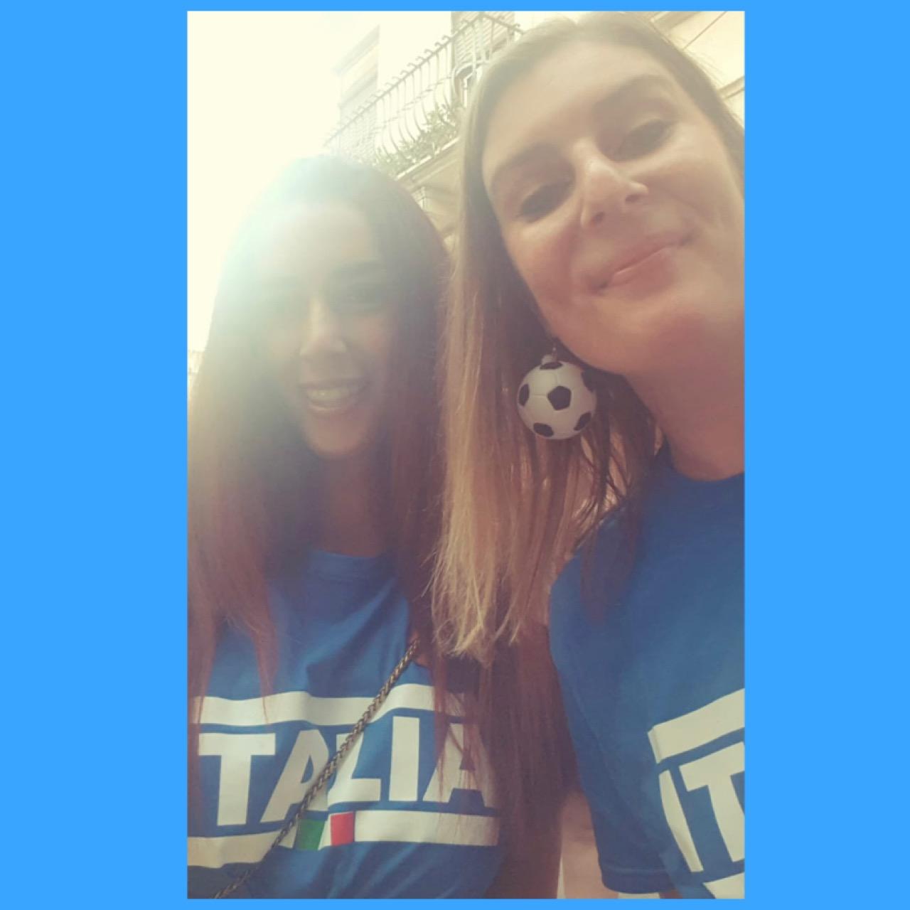 EK kwartfinale België - Italië 2021 in Taormina