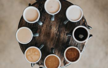 Waarom een ronde salontafel de musthave van 2021 is