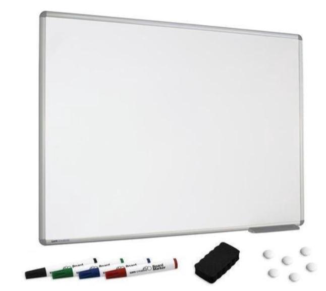 Een whiteboard kopen voor je thuiskantoor