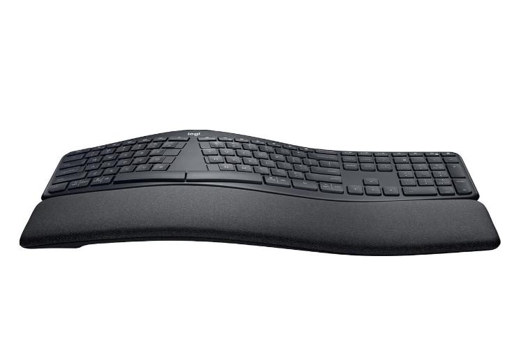 Thuiskantoor inrichten - een ergonomisch toetsenbord kopen