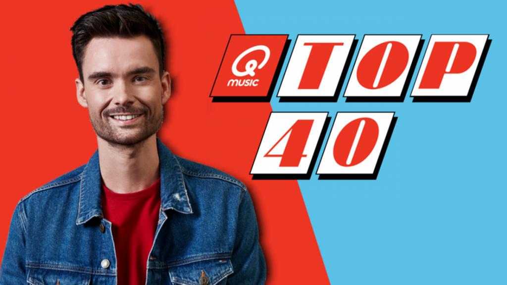 Top 40 QMusic - Domien Verschuuren