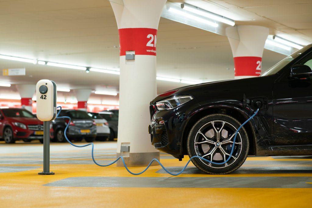 Elektrische bedrijfsauto