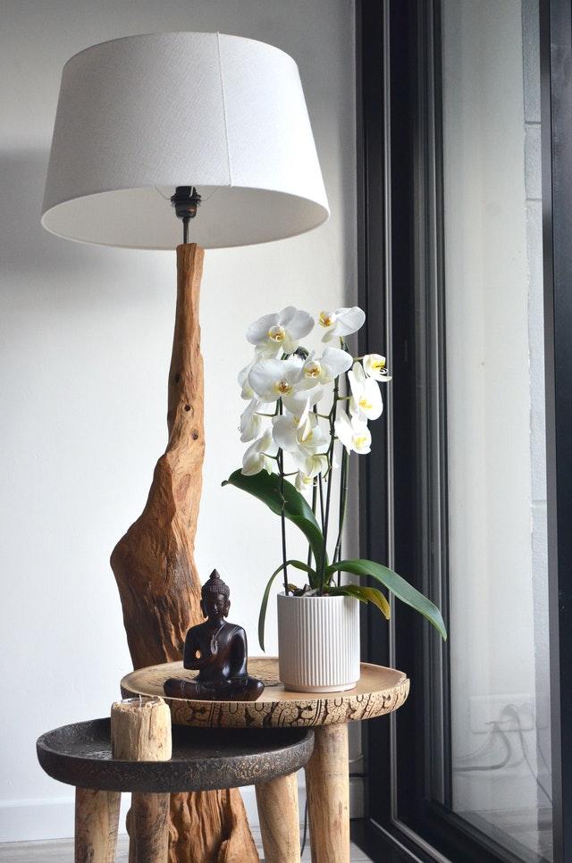 Licht hout in je interieur
